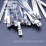 De hete Banden van de Kabel van het Roestvrij staal van het Type van Ladder van de Verkoop