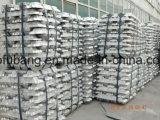Lingote de aluminio arriba puro caliente de la venta 99.7 CIQ con el mejor precio