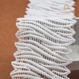 Moderne französische Spitze-Kleid-Großhandelsmuster, beste Qualitätsspitze