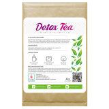 草の健康平らなおなかの茶焼跡の脂肪質の茶解毒の茶(夜は茶を14の幾日の注入は清潔にする)