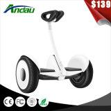 Scooter électrique d'équilibre d'individu, scooter de 2 roues, scooter électrique, mini scooter, deux roues scooter, scooter