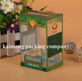 Nahrungsmittelgrad pp. Material gedruckter Plastikc$führen-flasche pp. Kasten für Führen-Flasche Paket