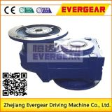 F-Serien-Ähnlichkeits-Welle-Getriebemotor