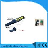 金属探知器MD3003b1の高い感度の手持ち型の金属探知器