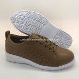 Les femmes soulagent les chaussures occasionnelles de loisirs d'unité centrale avec EVA Outsole