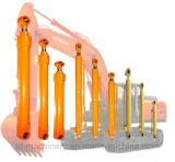 A fábrica E330 fornece diretamente peças sobresselentes da lagarta do conjunto do cilindro hidráulico da máquina escavadora da alta qualidade do cilindro da cubeta