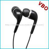 Écouteurs stéréo dans des écouteurs d'oreille pour le MP3