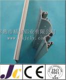 Perfil de aluminio con Driling, protuberancia de aluminio (JC-P-80054)
