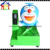 Elefante do bebê do equipamento do parque de diversões do passeio das crianças da máquina de jogo