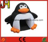 Гигантский рекламируя хвастун тоннеля пингвина шаржа раздувной для индикации