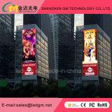 HD 해결책 상업 광고를 위한 옥외 풀 컬러 단말 표시