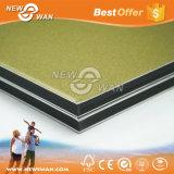 Precio compuesto de aluminio del panel ACP (material de la decoración)