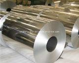 Rolo quente 0.0065mm da folha de alumínio da venda para o tabaco