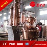 250L de bulkApparatuur van de Distillatie van de Jenever nog voor Verkoop