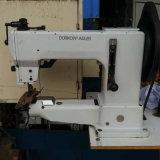 Máquina de coser usada del mocasín de la base del cilindro de Alemania Durkopp Adler (DA-205)