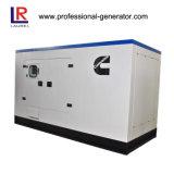250kVA tipo silencioso de refrigeração ar gerador industrial portátil