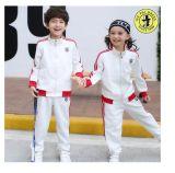 Venta al por mayor del diseño del uniforme escolar de los cabritos de la aduana