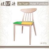 현대 목제 곡물 금속 대중음식점 또는 다방 의자 (JY-F73)