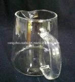 Copo elevado da água do vidro de Borosilicate