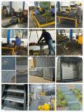 Reja de acero magnífica para el tráfico resistente mientras que ventilación