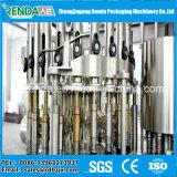 Máquina de embotellado de cristal automática de la máquina de embotellado del jugo