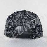 형식 인쇄 Tajima Snapback Fiftting 모자