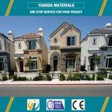 Planta, almacén, uso del taller y casa material de la estructura de acero del panel de emparedado