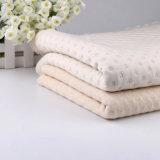 Coton 100% organique de tissu de textile organique avec le certificat