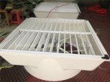 Ventilateur de refroidissement de panneau de ventilation de fibre de verre pour le bétail et l'usage d'Industria