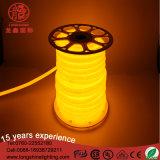 2017 Luzes de luzes de néon de LED 12V / 24V / 120V / 230V amarelas