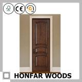 Frame de porta de madeira escuro de Brown do material de construção para a decoração interior