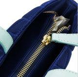 Madame gracieuse bleu-foncé portative Handbags