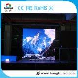 HD рекламируя индикацию СИД Rental экрана P3.91 крытую