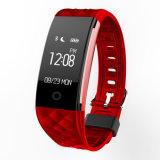 Reloj elegante del perseguidor del deporte del GPS de la notificación del monitor del ritmo cardíaco de la pulsera