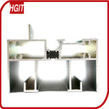 Machine de découpage de passerelle pour le profil en aluminium