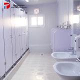 Toilette préfabriquée de conteneur sanitaire mobile préfabriqué