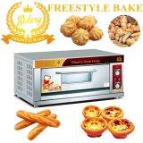 Pequeño horno eléctrico de la cubierta para el pan de la hornada en el equipo de la cocina (WDL-1)