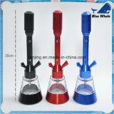Bw230 New High Level Zinc Nargile Water Pipe Hookah Shisha