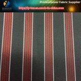 한 벌의 안대기를 위한 2색조 줄무늬