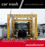 Movimentação automática através do equipamento da lavagem do barramento e do caminhão com Ce