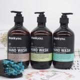 Lavage à la main avec hydratation naturelle et anti-bactérienne de patchouli et de vanille