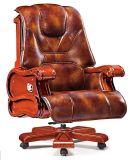 Большинств стул популярной офисной мебели задней части высоко эргономический 0Nисполнительный кожаный