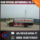 Тележка топливозаправщика топлива нагрузки газолина алюминиевого сплава FAW Inox для сбывания