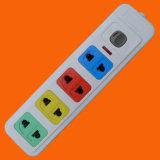 自在継手2 Pin 4の方法アウトレットの拡張ソケット(E1004S)