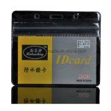 주문 형식 PVC ID 카드 소지자, 플라스틱 명함 홀더