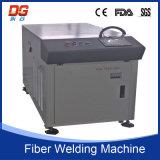 máquina de soldadura de fibra óptica do laser da transmissão do estilo 400W quente