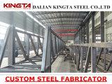 Изготовленный на заказ стальная структура сделала заварку изготовления