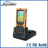 Terminal de mão portátil Ht380A UHF, PDA de mão com leitor RFID UHF