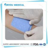 Gomma piuma di Superabsorbent che si veste con lo strato del contatto del silicone
