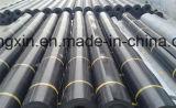 Película impermeable del HDPE del espesor de la alta calidad 0.1-3.0m m, membrana del HDPE